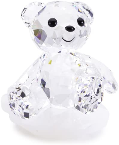 SWAROVSKI 1016618 Kris Bear Perfectly Happy