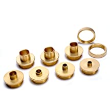 MLCS 9674 Brass Template Guide Kit