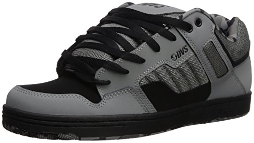 Shoes 023 Dvs Grigiogrey 125Scarpe Enduro Da Uomo Charcoal Nubuck Skateboard ucK3lJ1TF
