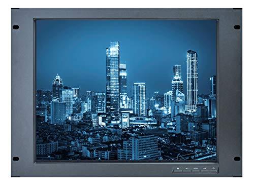 Rackmount LCD Panel, 8U 19
