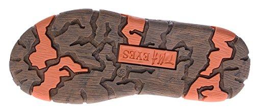 TMA Comfort Damen Leder Schuhe Schnürer 4181 Sneakers Schwarz Weiß Rot Grün Turnschuhe Halbschuhe Grün