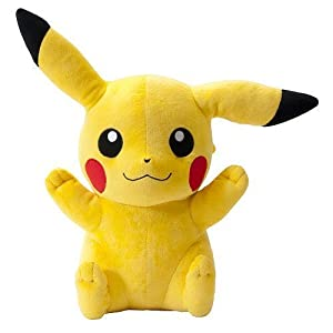 Pikachu Soft Toy (12 Inches,...