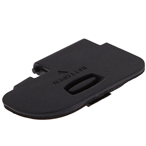 Gift Pro 2 Pcs Battery Door Cover Repair Part for Canon EOS 5D 3 Mark III (Mark Iii Replacement)