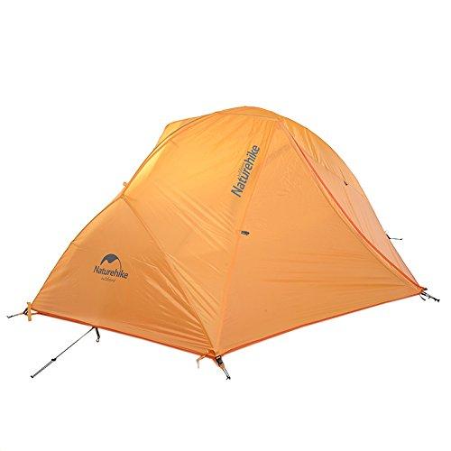 マナーポイントインキュバスNatureHikeワンタッチテントキャンピングテント アウトドア二重層テント[2人用]
