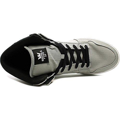 Supra Vaider LC Sneaker Grau / Schwarz - Weiß
