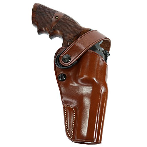 Galco Dual Action Outdoorsman Holster for S&W X FR 460 5-Inch (Tan, Right-Hand)