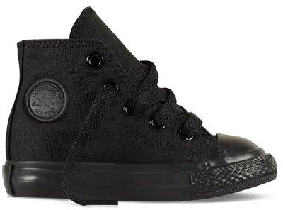 Converse Chuck Taylor All Star SP Hi niños zapatos negro 7s121