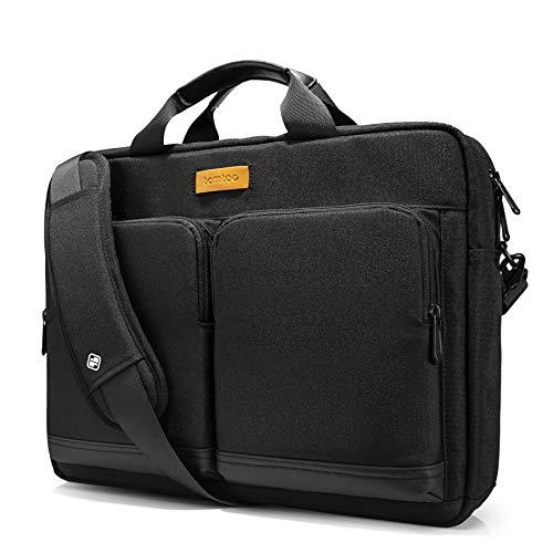 tomtoc 15.6 Inch Laptop Shoulder Bag Laptop Briefcase Messen