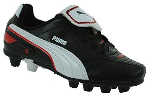Puma Esito Finale R HG Enfants cames chaussures de foot noir