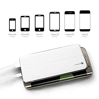 Amazon.com: pivoFUL 10000 mAh Quick Charge Power Bank ...
