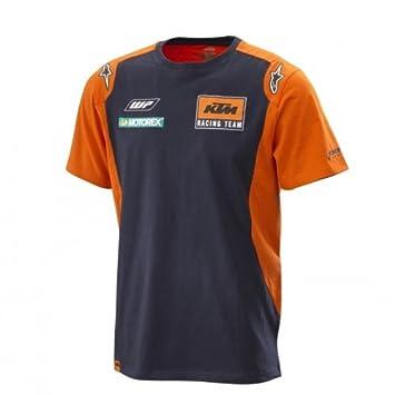 Original KTM Réplica Team té - Camiseta para Hombre (Talla M): Amazon.es: Coche y moto