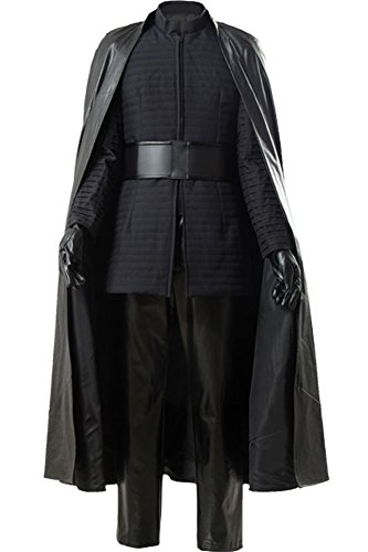 CosplaySky Star Wars 8 The Last Jedi Kylo Ren Costume Halloween Outfit Medium by Cosplaysky (Image #7)