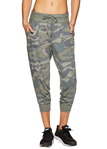 Camo Capri Sweatpants - 2