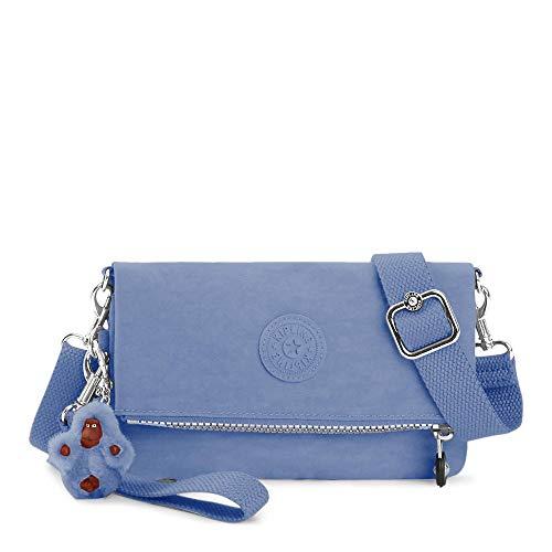 Kipling Lynne 3-in-1 Solid Handbag, Dream Blue by Kipling