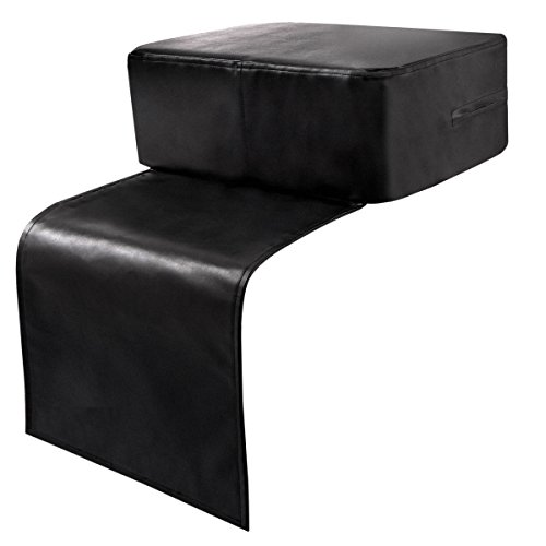 Barber Beauty Salon Spa Equipment Styling Chair Child Booster Seat Cushion Black by allgoodsdelight365 (Image #3)