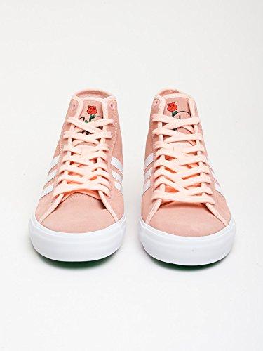 Adidas Skateboarding By3395 Matchcourt High Rx Haze White