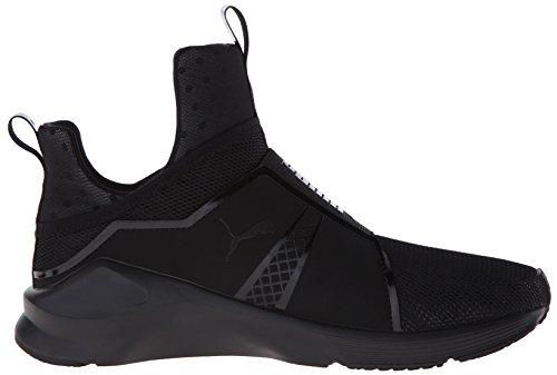 Puma brillo feroz Cruz-entrenador del zapato Black/Periscope