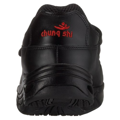Chung Shi Comfort Step Stretch 9100, Sneaker uomo nero
