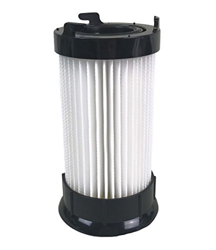 Eureka DCF-4 DCF-18 Washable & Reusable Long-Life Vacuum Filter; Replaces Eureka GE DCF1 DCF4 DCF18 Part # 62132 63073 61770 3690 18505 28608-1 28608B-1; Designed & Engineered By Crucial Vacuum -