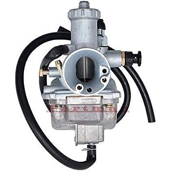 1989-2004 Suzuki QuadRunner LT160 LT-F160 Carburetor Assy 13200-02C03 OEM ATV