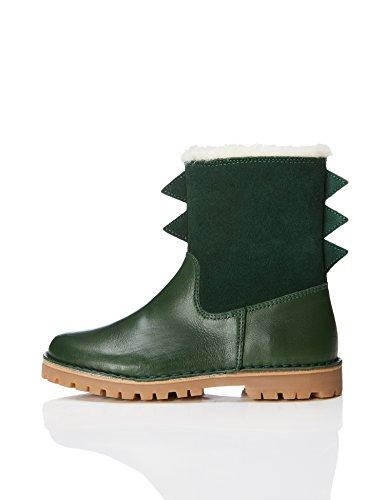 Mixte Dinosaure RED Vert Green Bottes Enfant WAGON qt7p7wnvUZ