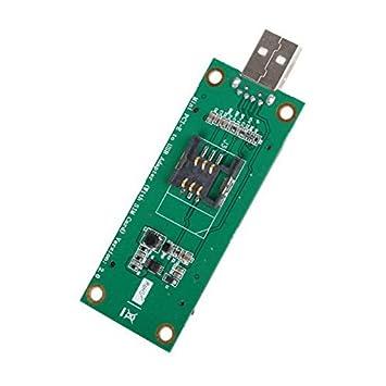 Amazon.com: CY Mini PCI-E inalámbrica WWAN para tarjeta de ...