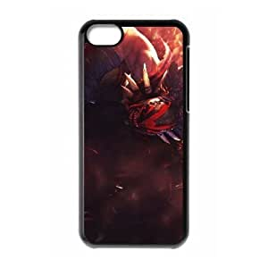 Defense Of The Ancients Dota 2 BLOODSEEKER iPhone 5c Cell Phone Case Black ASD3779229