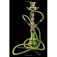 An Antique Green Hookah: Blank 150 Page Lined Journal for Your Thoughts, Ideas, and Inspiration [Paperback]