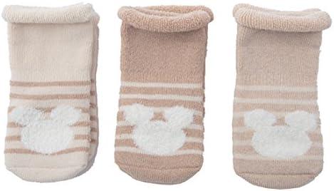Fun /& Cute baby socks Delicate Workmanship Soft Cotton Fabric 3 Pairs