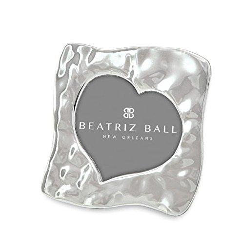 Beatriz Ball, Giftable Curved Heart 5 x 5 Frame, 7254 ()