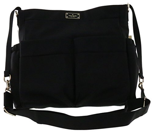 - Kate Spade New York Blake Avenue Adamson Baby Bag Diaper Bag (Black)