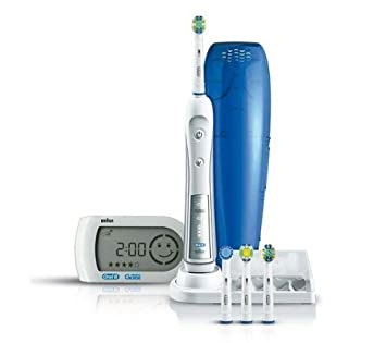 Amazon.com  Braun Oral B Triumph 5000 With Smartguide  Health ... 03c5e3975bd36