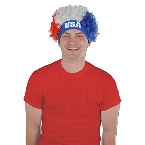 Club Pack of 12 Red, White, and Blue Patriotic