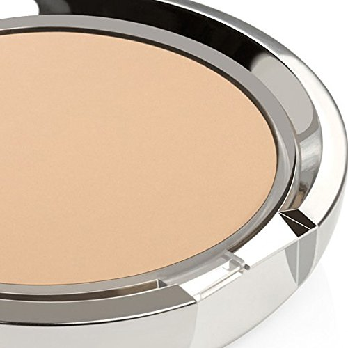 Chantecaille Compact Makeup Powder Foundation, Cashew, 0.35 Ounce