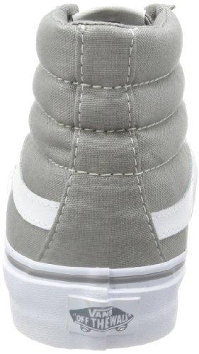 Vans U Sk8-hi Slim Frost Grey/True - Zapatillas Mujer gris - Grau (frost grey/true white)