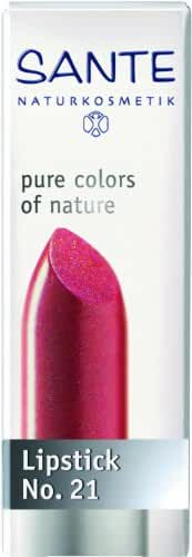 Sante Lip-Gloss, Coral Pink 21, 0.15 Ounce