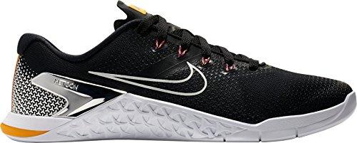 Nike Heren Metcon 4 Trainingsschoen Zwart / Wit / Geel-m