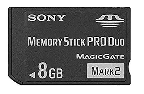 Sony▷ - Tarjeta de memoria de 8 GB para ordenador portátil ...
