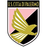 US Citta Di Palermo - Italy Football Soccer Futbol - Car Sticker - 6