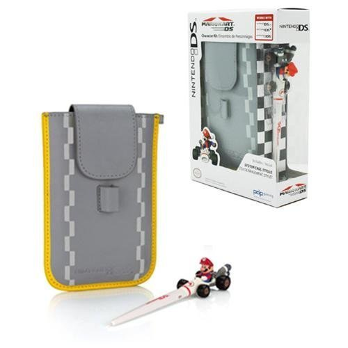 3DS - Character Kit - Mario Kart Only - - Pdp Cables