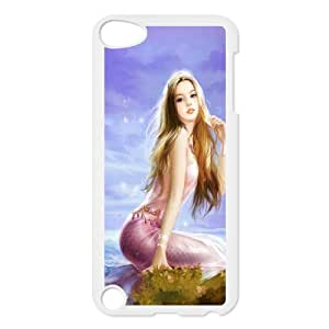 VNCASE Mermaid Phone Case For Ipod Touch 5 [Pattern-5]