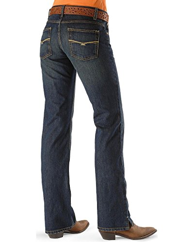 Cruel Girl Women's Jeans Georgia Slim Fit Dark Stone 19W x 32L