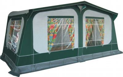 Tuscany Caravan Awning Green Size 1000 986 1011Cm Amazoncouk Garden Outdoors