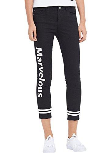 meters-bonwe-womens-high-waist-letter-printed-ninth-denim-pants-black-m