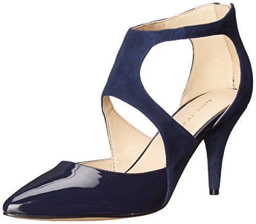 Navy Dress Fisher Marc Pump Baltic Kabriele Women's qvXSBSxwz