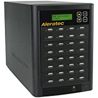 Aleratec 1:31 USB HDD Copy Tower Stand-Alone USB Flash Drive and 2.5 USB HDD Duplicator