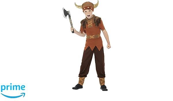 Smiffys Viking - Disfraces para niños - Tween - 152-163cm - Edad ...