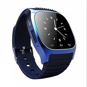 Bluetooth Smart Watch Reloj Inteligente Reloj de pulsera reloj ...