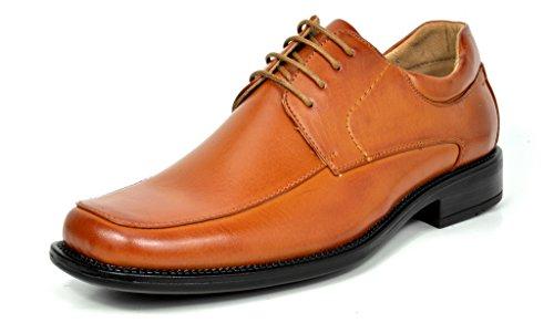 mens dress shoes 1 inch heel - 7