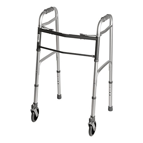 Lifestyle Solutions Deluxe Walker-Sturdy, Light, with Highest Load Rating by Lifestyle Solutions
